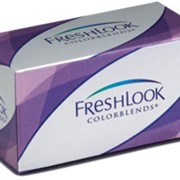 Линзы контактные цветные Ciba Vision FreshLook Colorblends фото