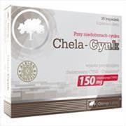 Olimp Chela-Zinc. Цинк 30 капс. фото