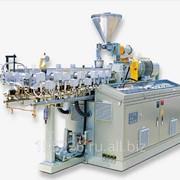 Лабораторный духшнековый экструдер TEK 30 фото