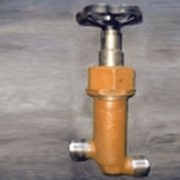 Клапан запорный муфтовый проходной сальниковый 521-03.124, ИТШЛ.491112.006, ИЮКЛ.491112.003 фото