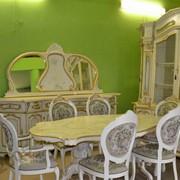 Набор для гостиной барокко Италия фото