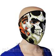 Мото / лыжная маска Eagle неопреновая фото