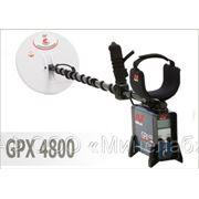 Металлоискатель GPX 4800 фото