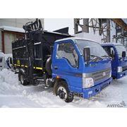 BAW 1065Y мусоровоз фото