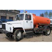 Машина вакуумная КО-503В ассенизатор ГАЗ 3309 фото