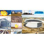 Строительство и монтаж резервуаров фото