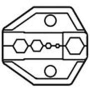 Pro`skit CP-336DP1 НАСАДКА ДЛЯ ОБЖИМА CP-372 (RG 58,59,62,6) фото