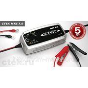 Зарядное устройство CTEK MXS 7.0 7А фото