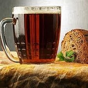 Квас, безалкогольные освежающие напитки фото