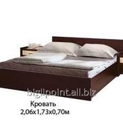 Кровать С-1 160х200 фото