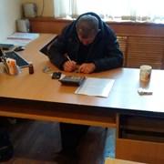 Офисный стол угловой формы фото