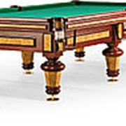 Бильярдный стол для русского бильярда Dandy 9ф фото