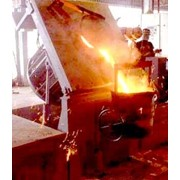 Индукционные печи для плавки металла. Оборудование для плавки металлов и сплавов фото