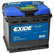 Аккумуляторы EXIDE EB501 фото