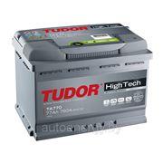 Автомобильный аккумулятор Tudor Starter (60 А/ч) купить акб с доставкой фото