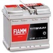Аккумулятор FIAMM 6CT-60 (0) L2 60 (7903773) TITANIUM 242х175х175мм, 12 В, 60 Ач, 600А, правый плюс фото