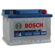 Автомобильный аккумулятор Bosch S4 004 560 409 054 (60 А/ч) купить акб с доставкой фото