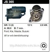Стартер на Kia JS365 фото