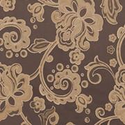 Ткань мебельная Жаккардовый шенилл Vanessa Chocolate фото
