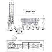 Бетоносмесительный автоматизированный завод фото
