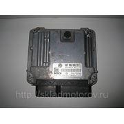 Блок управления двигателем Bosch 0261S02260 06F906056ER MED9.5.10 для Skoda Octavia 2,0FSI 150л.с. бензин 2008 фото