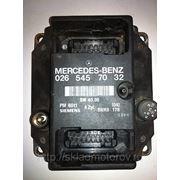 ЭБУ блок управления двигателя ECU 0265457032 Simens 5WK9178 для Mercedes Vito 2.3л бензин (638) фото