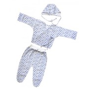 Детский стерильный комплект фото