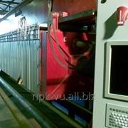 Фильтр-пресс камерный с гидроприводом ЧМ 535/20-1500х1500 для фильтрования каолина фото