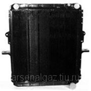 """Радиатор охлаждения МАЗ-504В, 516, 64227 (медный, 4-рядный) """"ШААЗ"""" фото"""
