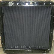 Радиатор охлаждения КАМАЗ-4308 (Евро-3, медный) ШААЗ «CuproBraze» фото