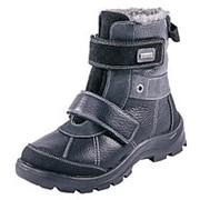 752050-42 черный ботинки школьно-подростковые нат. кожа Р-р 38 фото