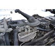 Двигатель MAN фото