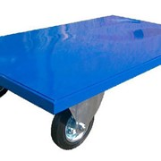 Платформенная складская тележка ПСТ-5, 900х600 - 200 кг фото