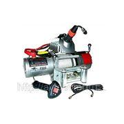 Лебедка автомобильная электрическая T-MAX EW-6500 OUTBACK 12В с радиоуправлением фото