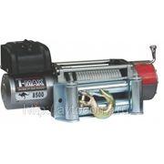 Лебедка автомобильная электрическая T-MAX EW-8500 OFF-ROAD Improved 12В фото