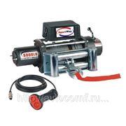 Автомобильная электрическая лебедка SportWay WM6000 12V фото