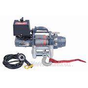 Электрическая лебедка для эвакуатора Come up DV-6000S 24V фото