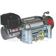 Лебедка электрическая T-MAX EW-12500 OFF-ROAD Improved 24В фото