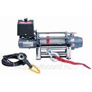 Электрическая лебедка для эвакуатора Come up DV-6000L 24V фото