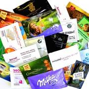 Салфетки влажные одноразовые с логотипом, изготовление, поставка фото