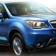 Новый Subaru Forester 2013 фото