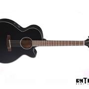 Электроакустическая гитара Cort SFX-E (BKS) фото