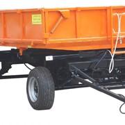 Прицеп тракторный самосвальный ПСМ-4,5 фото