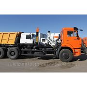 АС-20Д (63370G) (НА ШАССИ КАМАЗ 6520-60) МУЛЬТИЛИФТ фото