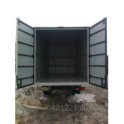 Фургон промтоварный размеры (внутрен 4,2 х 2,1 х 2,2) объем 20 м3 фото