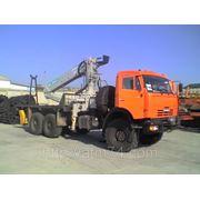 Седельный тягач КАМАЗ-43118 с ИФ-300 фото