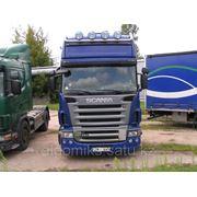 Scania R480 Topline фото