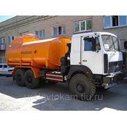 Автотопливозаправщик АТЗ-20 на шасси МАЗ 631705 фото