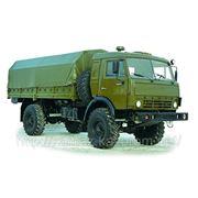 КАМАЗ 4326, бортовой 4х4 фото