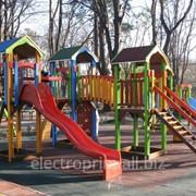 Детская площадка. Игровой комплекс модель K05 Игровые комплексы серии Патиланци. Детские площадки. фото